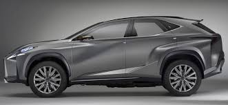 lexus suv concept car style critic what were they thinking lexus lf nx concept suv