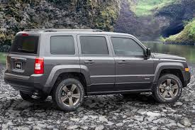 2016 jeep patriot price and features