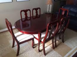 queen anne dining room set kijiji in ontario buy sell u0026 save