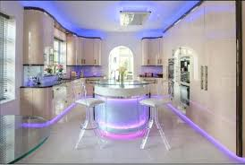 Led Kitchen Lighting Fixtures Sophisticated Led Kitchen Lighting Skri Me