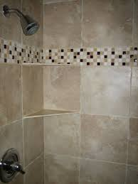 Bathroom Tile Shower Design Glass Tile Simple Bathroom Apinfectologia Org