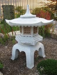 garden large lantern pagoda ornament garden or