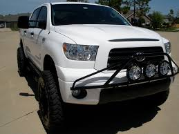 toyota tundra accessories 2010 006006 2007 toyota tundra crewmaxlimited 4d 5 1 2 ft s