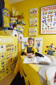 is this every child u0027s dream bedroom minion bedroom bedrooms