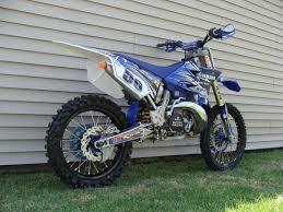 2005 yamaha yz250 coss u0027s bike check vital mx