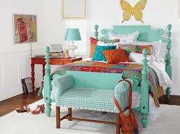 bedroom single bed as sofa red quilted bedspreads teenage