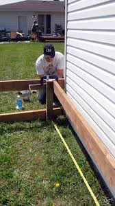 Build Vegetable Garden Fence by Building A Raised Garden Bed Madness U0026 Method
