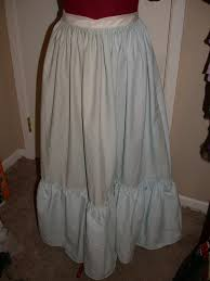 how to make a petticoat a sartorial statement how to make a ruffled petticoat from a