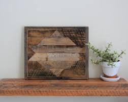 rustic wood wall etsy