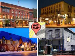 10 most haunted hotels in ski country mapped