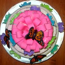 bug cakes monarch butterfly cake artsyondemand