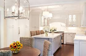Wicker Kitchen Furniture Gorgeous Dutch Colonial Home With Flowing Interior Design By