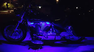 how to install led strip lights on a motorcycle harley davidson engine lighting