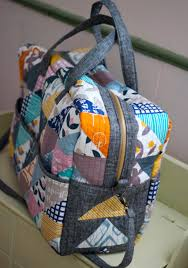 weekend warriors 7 quilted bag patterns quilted bags patterns