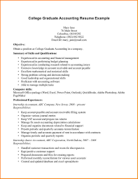 accounting resume example accounting student resume examples resume for your job application graduate accountant cv thelongwayup info