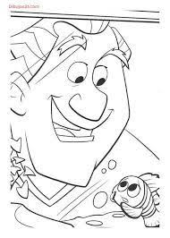 finding nemo dory run finding nemo coloring pages