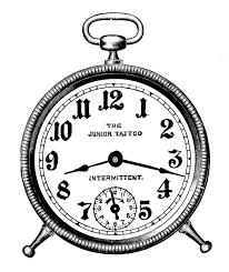 Bling Alarm Clock Vintage Clip Art Cute Small Alarm Clock Vintage Clip Art