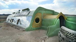 earthship wikipedia free encyclopedia south and east view