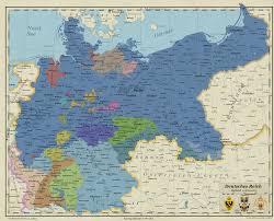 Bohemia Map German Empire With Northern Bohemia By Arminius1871 On Deviantart