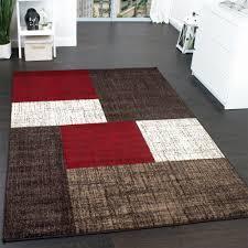 Wohnzimmer Rot Braun Teppich Design Modern Ziakia U2013 Ragopige Info