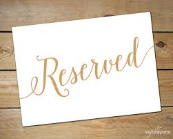 reserved signs for wedding tables best reserved signs for wedding tables ideas styles ideas 2018