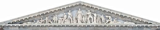 Architectural Pediment Design Progress Of Civilization Pediment Architect Of The Capitol