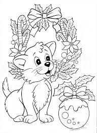 1288 holidays christmas coloring sheets images