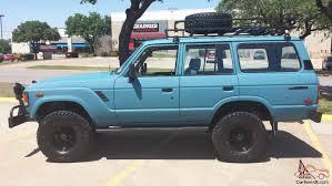 kevlar jeep blue cruiser fj60 kevlar