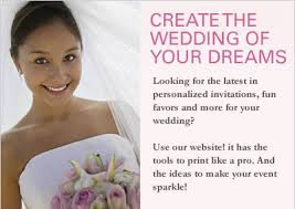 Print Your Own Wedding Programs Print Your Own Stationery