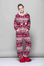 animal pajamas pattern cartoon women sleep pajamas for girls