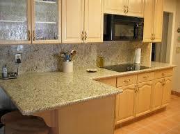 granite countertop standard size of kitchen cabinets installing