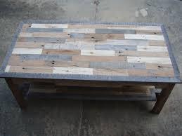 diy pallet coffee table coffee table reclaimed barn wood coffee table frame inspiring diy