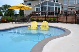 Pool Deck Drain With Removable Tops by Inground Pool Chester County What U0027s New At Blue Tree