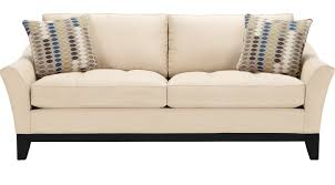 588 00 newport cove vanilla sofa classic contemporary