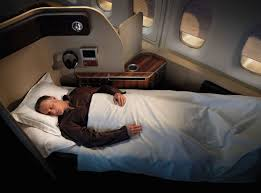 Comfort On Long Flights Envy First Class Sleepers On Long Haul Airlines The Seven