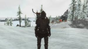 Skyrim Light Armor Mods Imperial Light Armor Replacement Addon Weapons And Armors From
