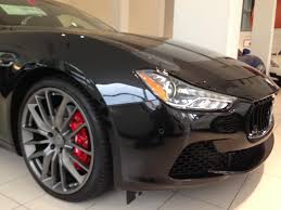 maserati ghibli grey black rims picking up my ghibli sq4 today maserati ghibli forum