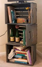 how to design a bookshelf best 25 crate bookshelf ideas on pinterest diy interior