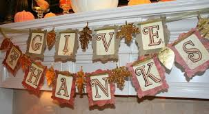 easy to make thanksgiving banners family net guide to