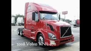 volvo tractor trailer for sale volvo trucks for sale 2008 volvo vnl 670 cleaned up ready to go