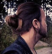 types of ponytails for men 7 types of man bun styles for men explained man bun hairstyle