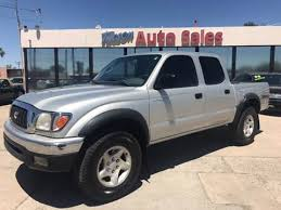toyota tacoma for sale in az toyota used cars trucks for sale tucson tucson auto sales