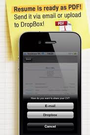 How To Do Your Resume How To Make Resume Cv With Your Iphone Or Ipad On The Go Snapguide