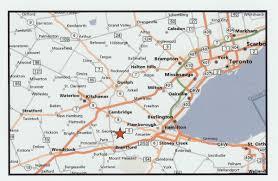 Hamilton Ontario Map Map1 Jpg