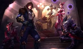 underworld twisted fate skin own league of legends