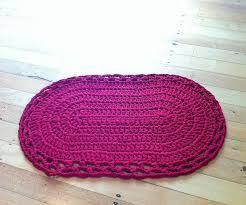 Crochet Tshirt Rug Pattern 27 Best T Shirt Crochet Patterns Images On Pinterest Crochet