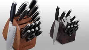calphalon kitchen knives calphalon recalls 2m kitchen knives because blades shouldn t