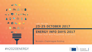 save the date energy info days 2017 european commission
