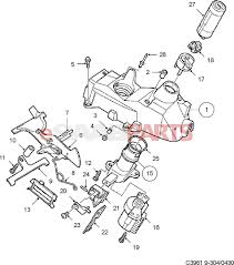 esaabparts com saab 9 3 9400 u003e transmission parts