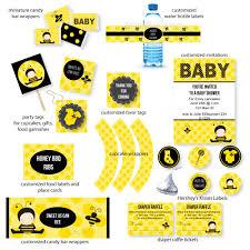 bee baby shower clip art 41